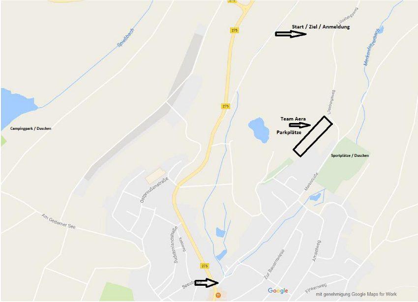Allgemeine Infos Vulkan-Race Gedern Plan Team Aera