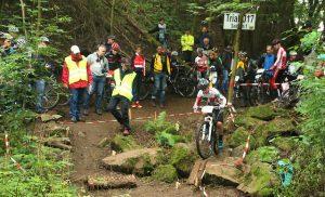 Generalauschreibung Trial NWS Trialwettbewerb Vulkan Race Gedern